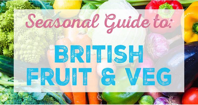 New seasonal fruit and veg guide proves a hit with the public