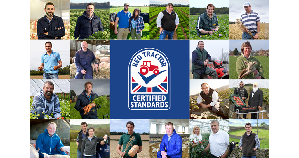 Red Tractor answer your questions