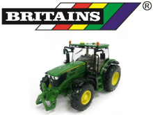 Britains logo and tractor