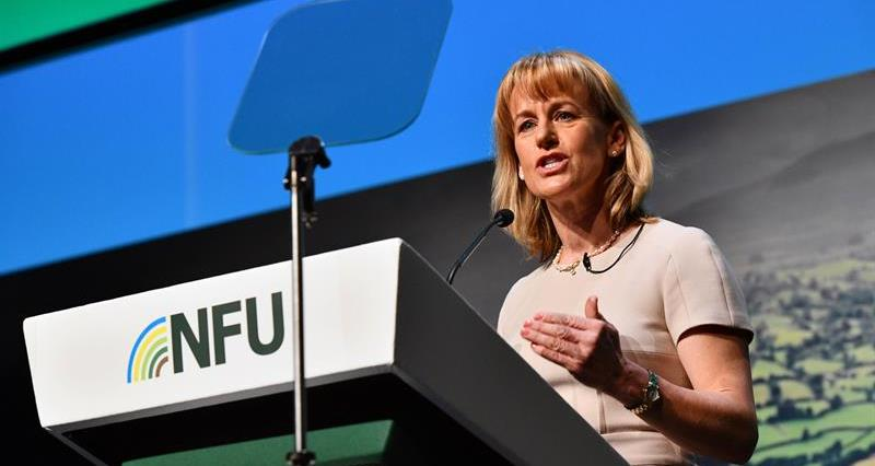 Minette Batters opening address NFU 20_72236
