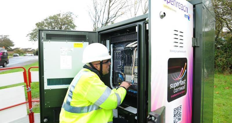 Broadband boost for rural areas - NFU comment