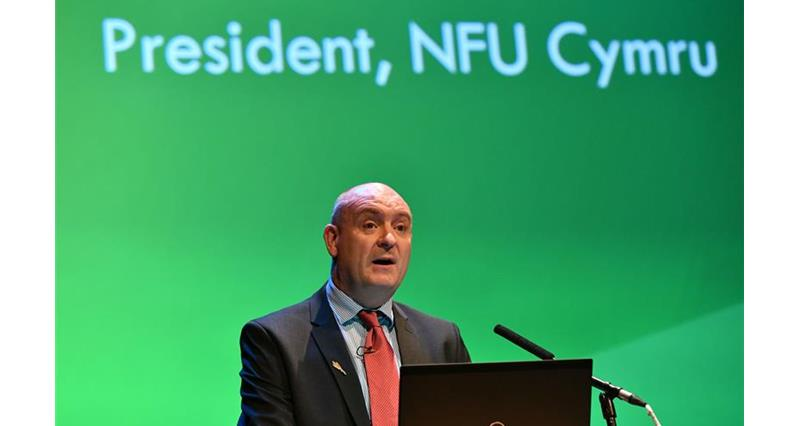 NFU Cymru responds to the Prime Minister's defeat in the meaningful vote