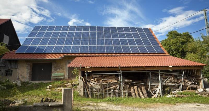 Renewable energy contributes record levels to grid