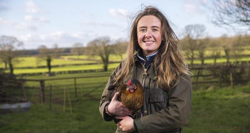 Chloe Dunne young farmer_63413