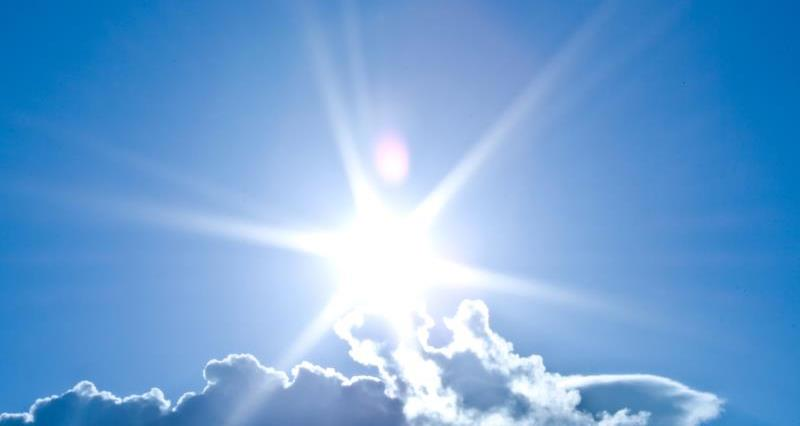 Sunny weather records broken and a very dry May