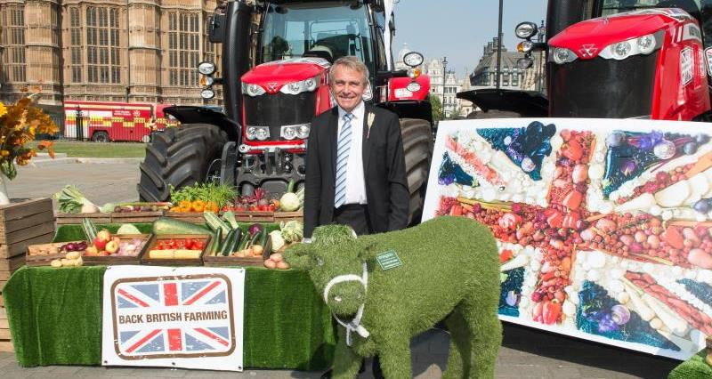 NFU responds to appointment of new Defra minister