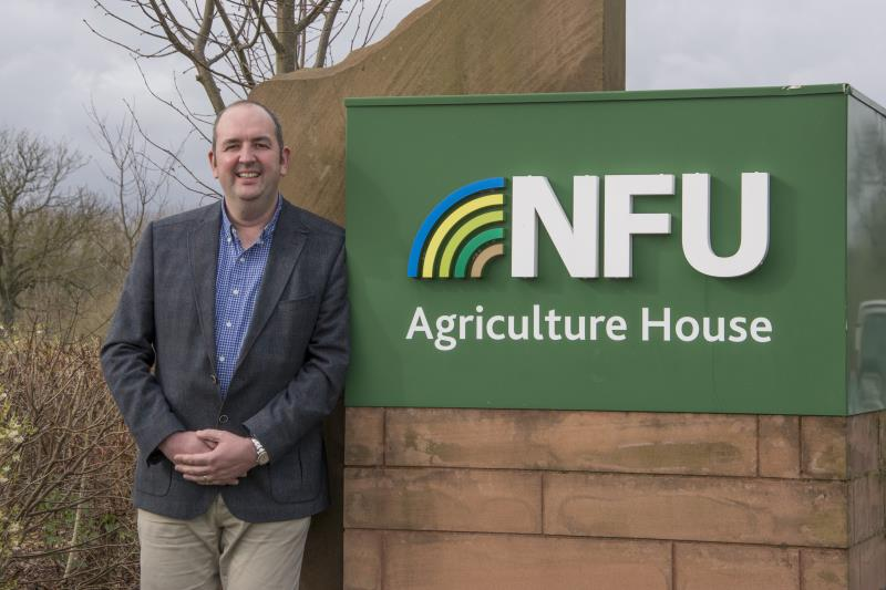 Simon Smith, NFU Sugar Board Vice Chairman