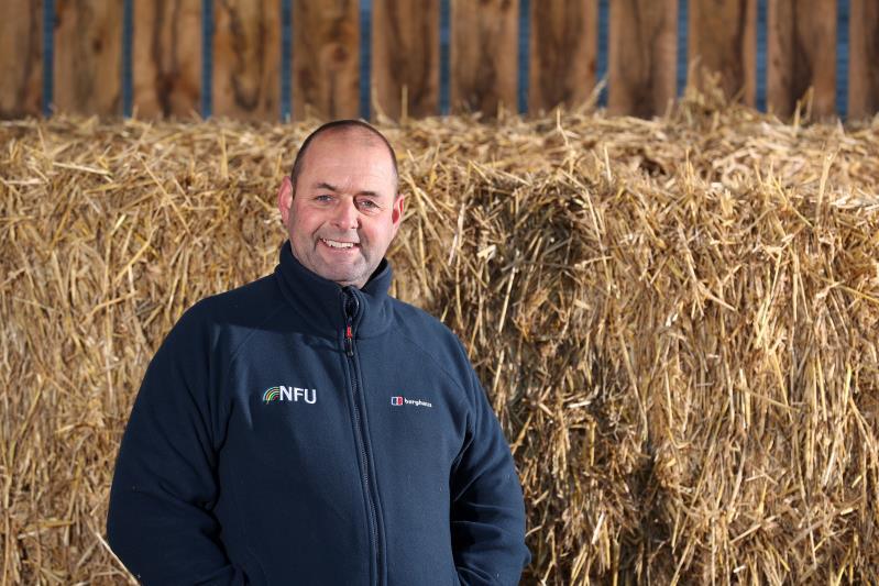 Michael Oakes, Dairy Chairman_39274