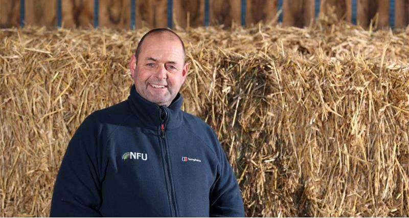 Michael Oakes, Dairy Chairman_39274
