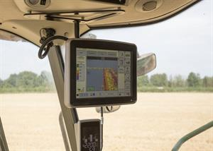 GPS mapping tractor cab_64376