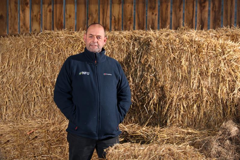 Michael Oakes, Dairy Chairman_39280