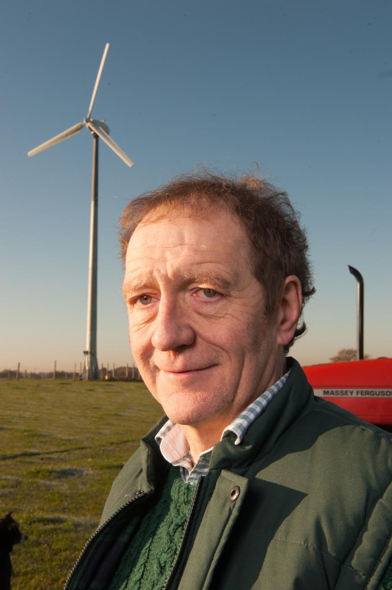 Tom Rigby, Organic Forum Chairman