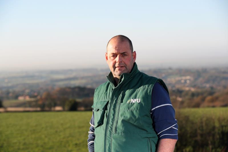 Dairy Board Chairman updates NFU Council