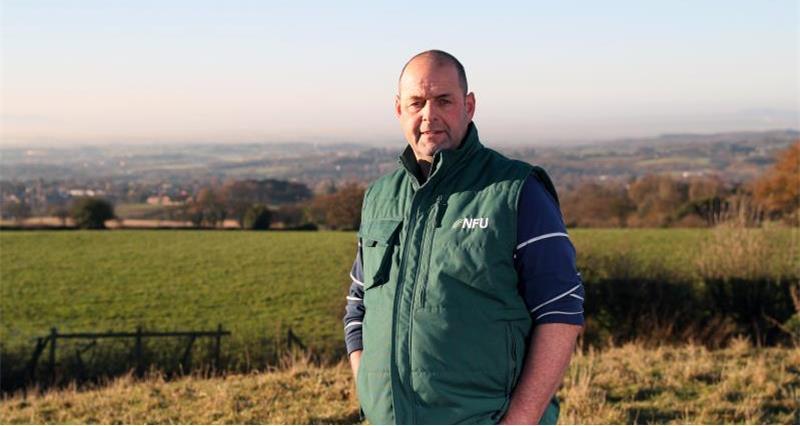 Michael Oakes, Dairy Chairman_39285
