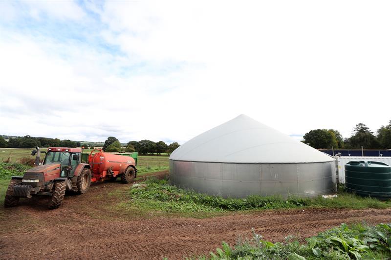 Anaerobic Digestion at Joel Beckett's farm_59073