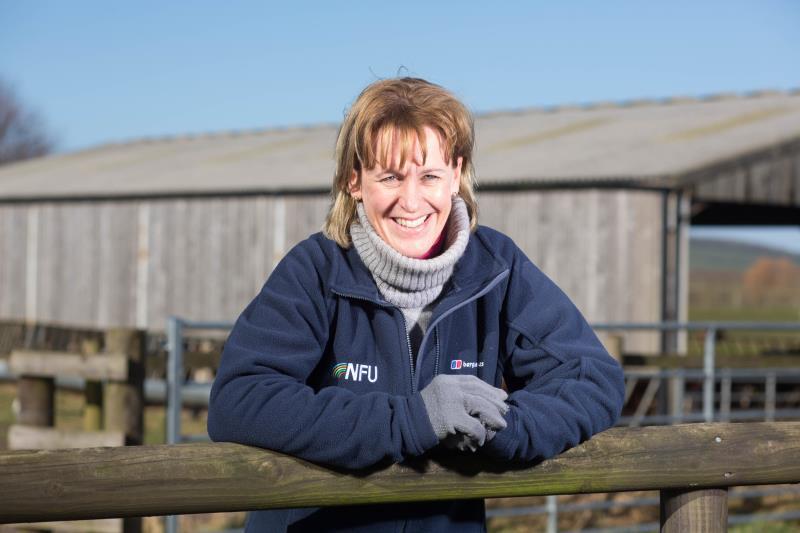 Minette Batters on farm Feb 18_51730