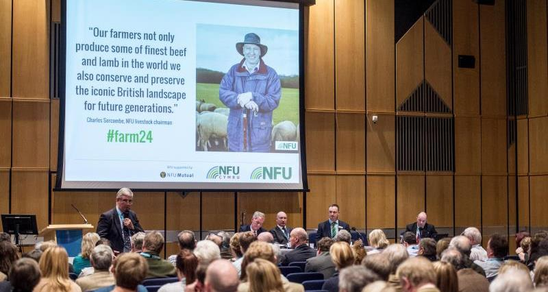 NFU17: A changing world for livestock