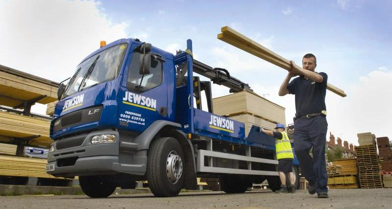 Jewson Lorry_11439