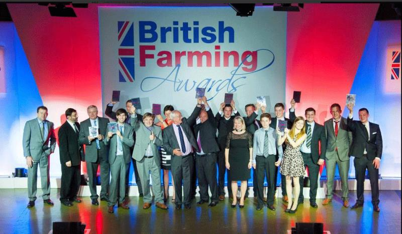 British Farming Awards winners 2014_25125