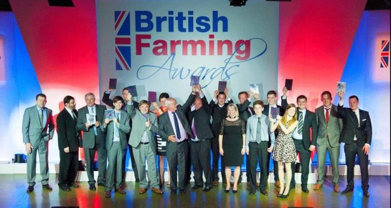 British Farming Awards winners 2014_25125
