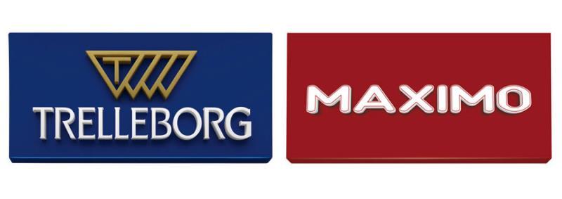Trelleborg and Maximo logos_37618