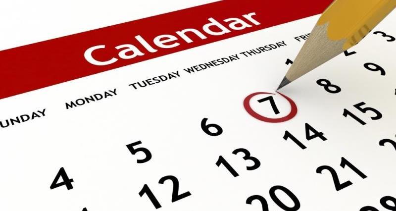 Calendar graphic_17993