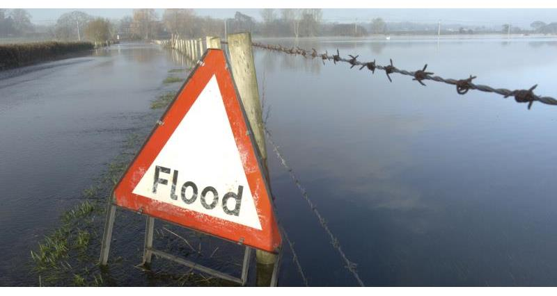 Flood Sign_34549
