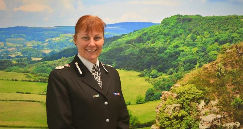 North Yorkshire Police Chief Constable Lisa Winward_59233
