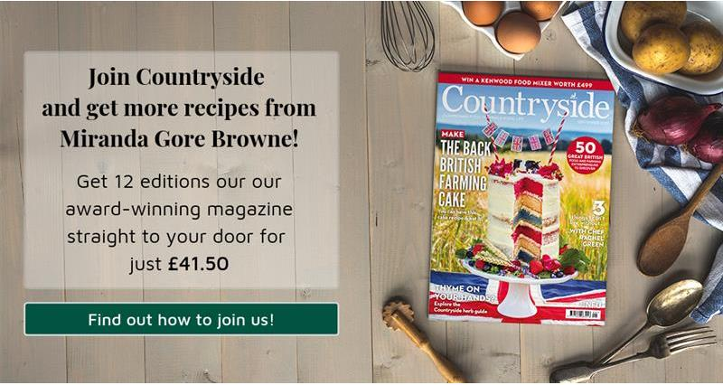 Countryside join advert - Miranda Gore Browne_67853