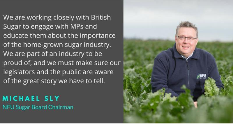 An end of year message from NFU Sugar board chairman, Michael Sly