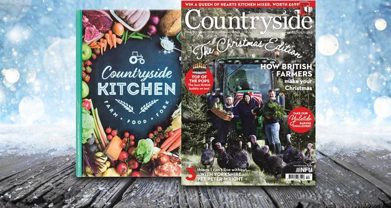Countryside recipe bookchristmas promo_70952