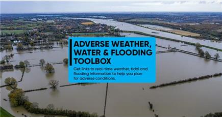 Adverse weather, water and flooding toolbox