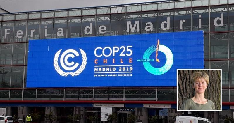 COP25: Ceris Jones_70978