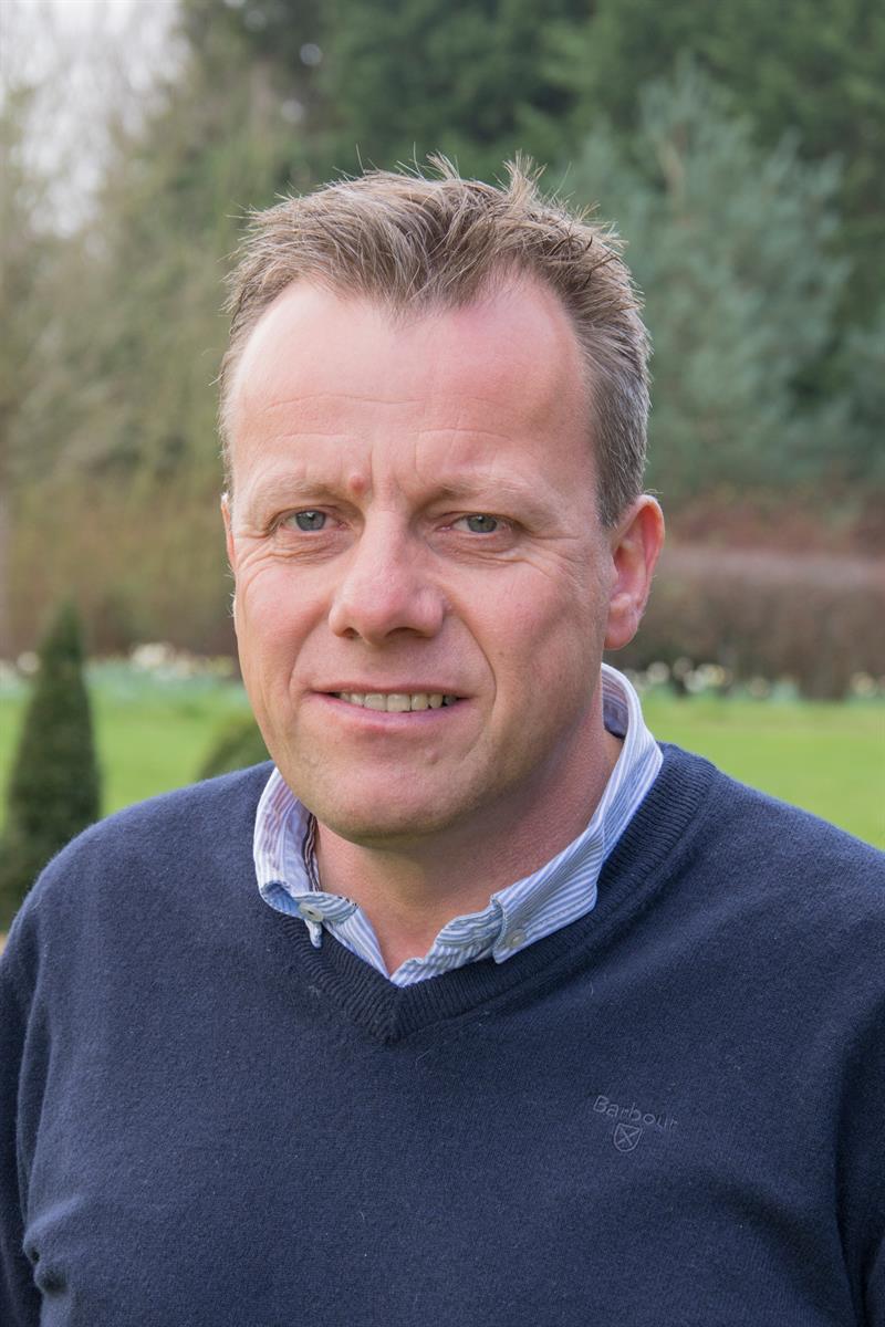 Derek Wilkinson headshot - NFU19_60557
