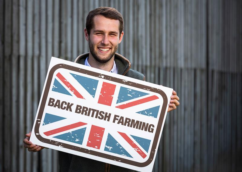 George Biss, NFU Student and Young Farmer Ambassador_72728