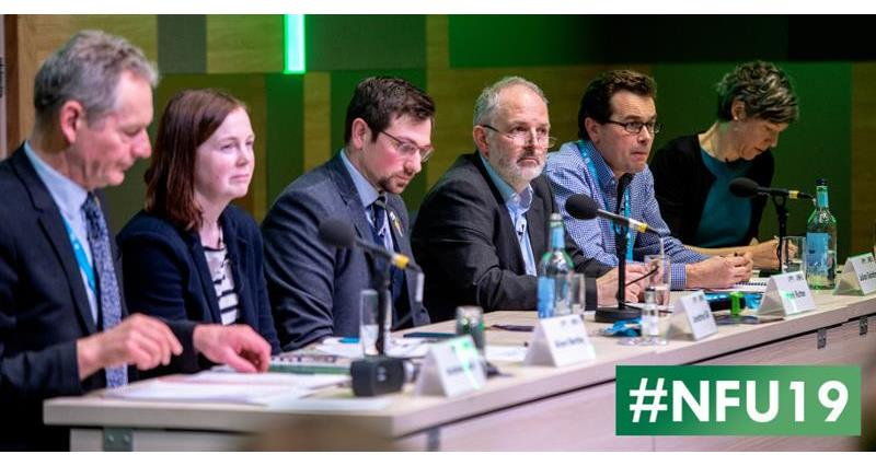 Game changing innovation panel photo - NFU19_61152