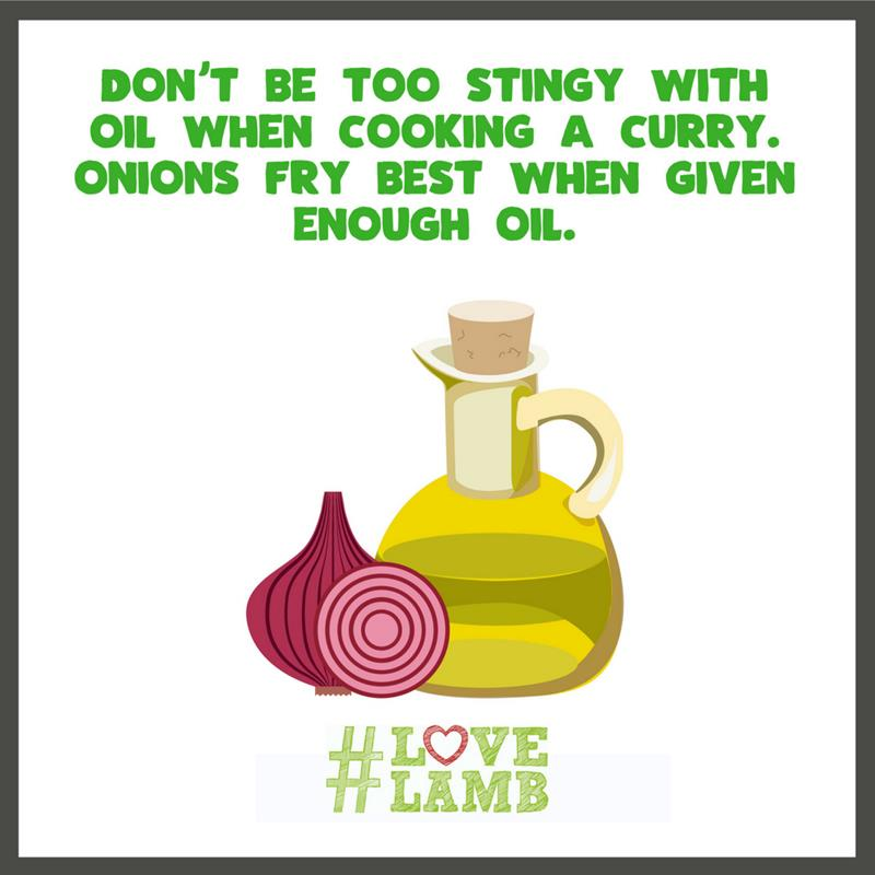 Lamb cooking tips - oil_68280