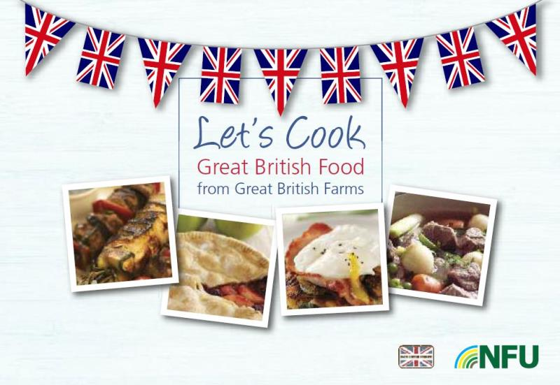 Let's cook, great british food from great british farms recipe book _34868
