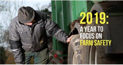 2019 - a year to focus on farm safety