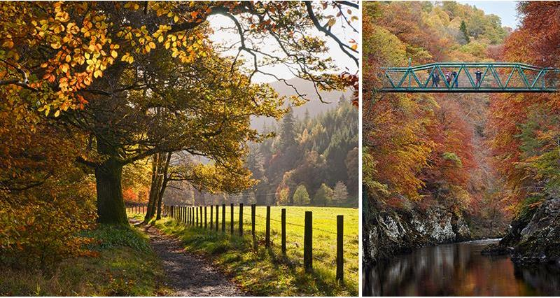 The Pass of Killiecrankie _58926