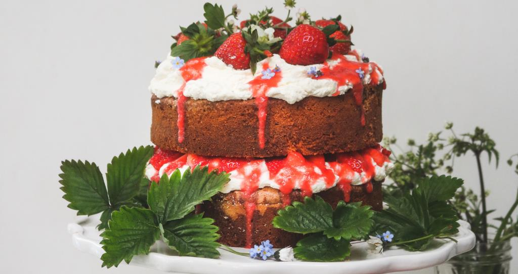 miranda gore brown cake