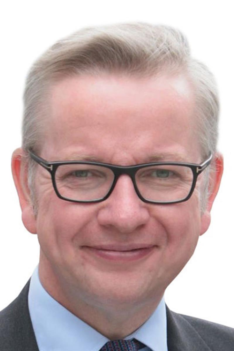 Michael Gove headshot - NFU19_60481