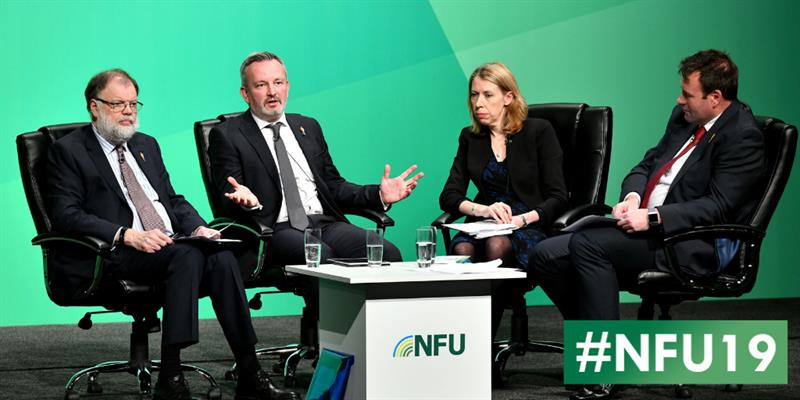 The Future of Food - how do we get there? - NFU19_61162