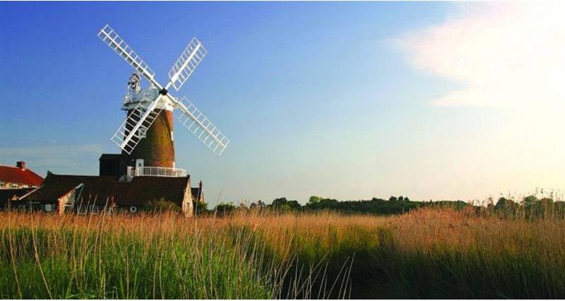 Cley Windmill, Norfolk_59144