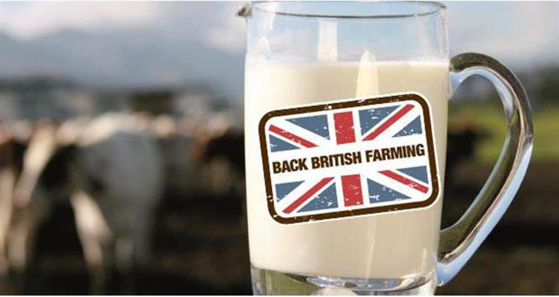 Choosing British dairy