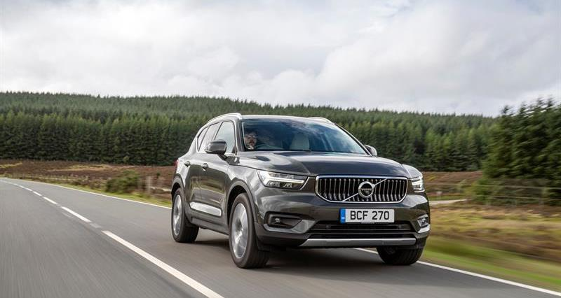 a picture of a Volvo XC40_72750