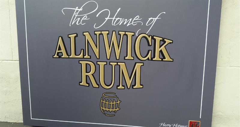 Alnwick Rum - Taste of Northumbria_60172