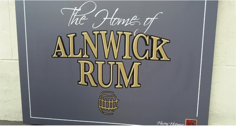 Alnwick Rum - Taste of Northumbria_60172