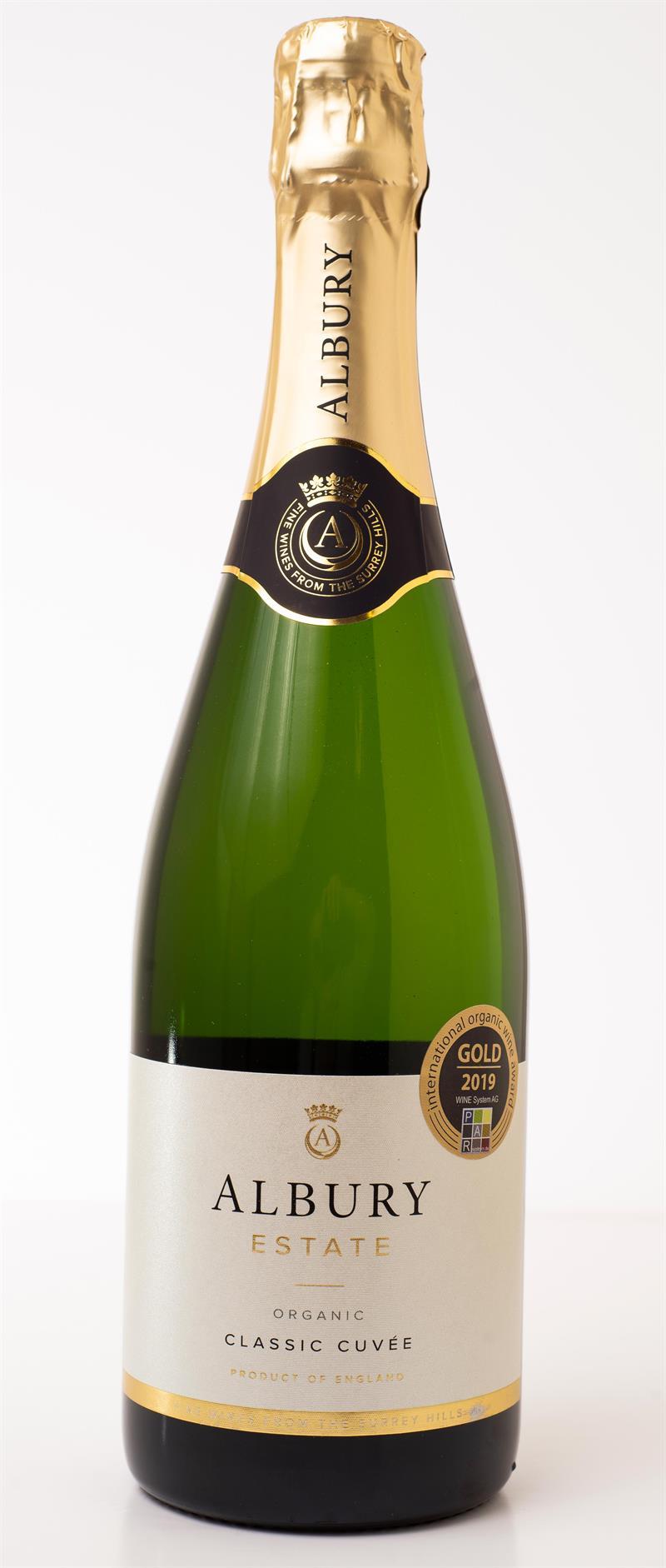 Albury Organic Vineyard Classic Cuvée 2017_70926