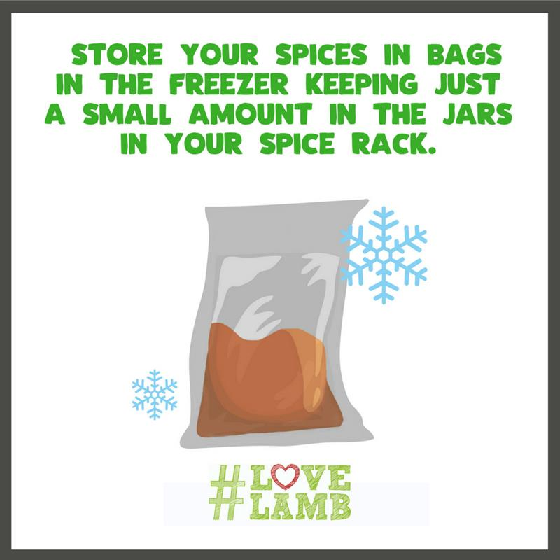 Lamb cooking tips - spices_68281